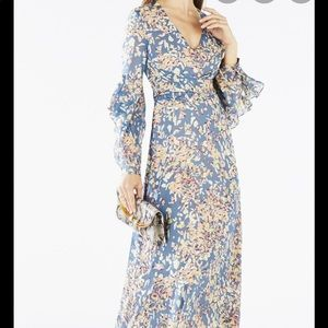 BCBG Beverle maxi gown